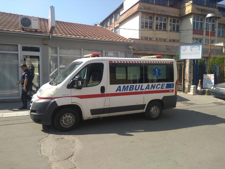 novi pazar02, hitna pomoć