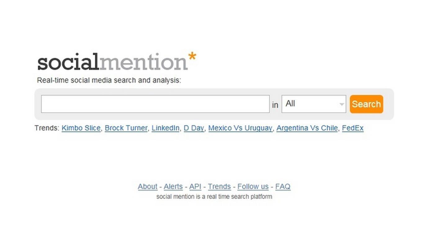 www.socialmention.com
