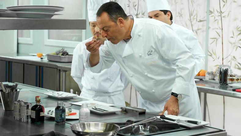 Faceci Od Kuchni Gotowanie Na Ekranie Film