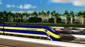 Kalifornia buduje szybką kolei