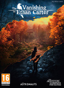 Okładka: The Vanishing of Ethan Carter
