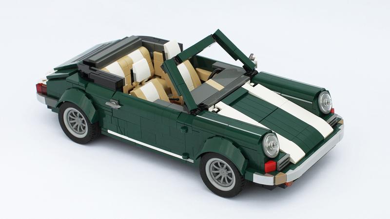 Lego samochody