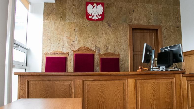 Płock: postępowanie dyscyplinarne wobec wiceprezesa sądu w Żyrardowie