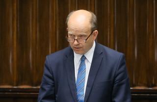Radziwiłł: Spuścizną po PO-PSL są kłopoty z informatyzacją i zadłużenie