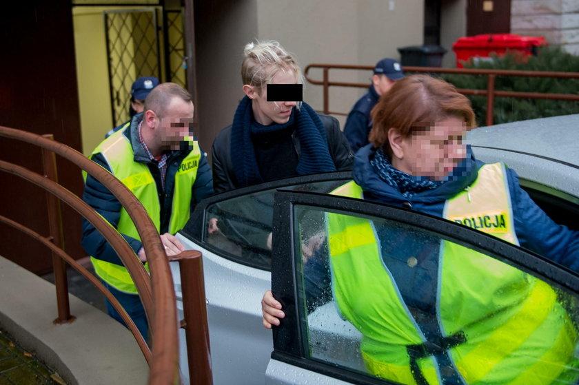 Piotr K. zostaje w areszcie