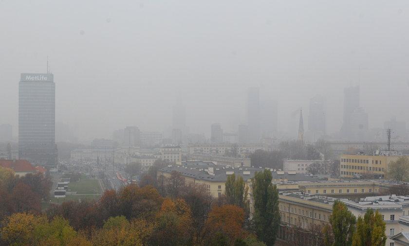 Aktywiści obawiają się smogu w stolicy