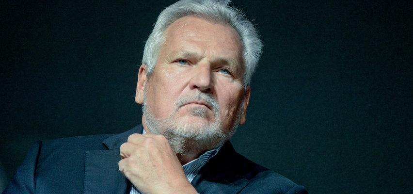 Kwaśniewski dla Faktu: Dwie rzeczy mogą skłonić Kaczyńskiego do wcześniejszych wyborów