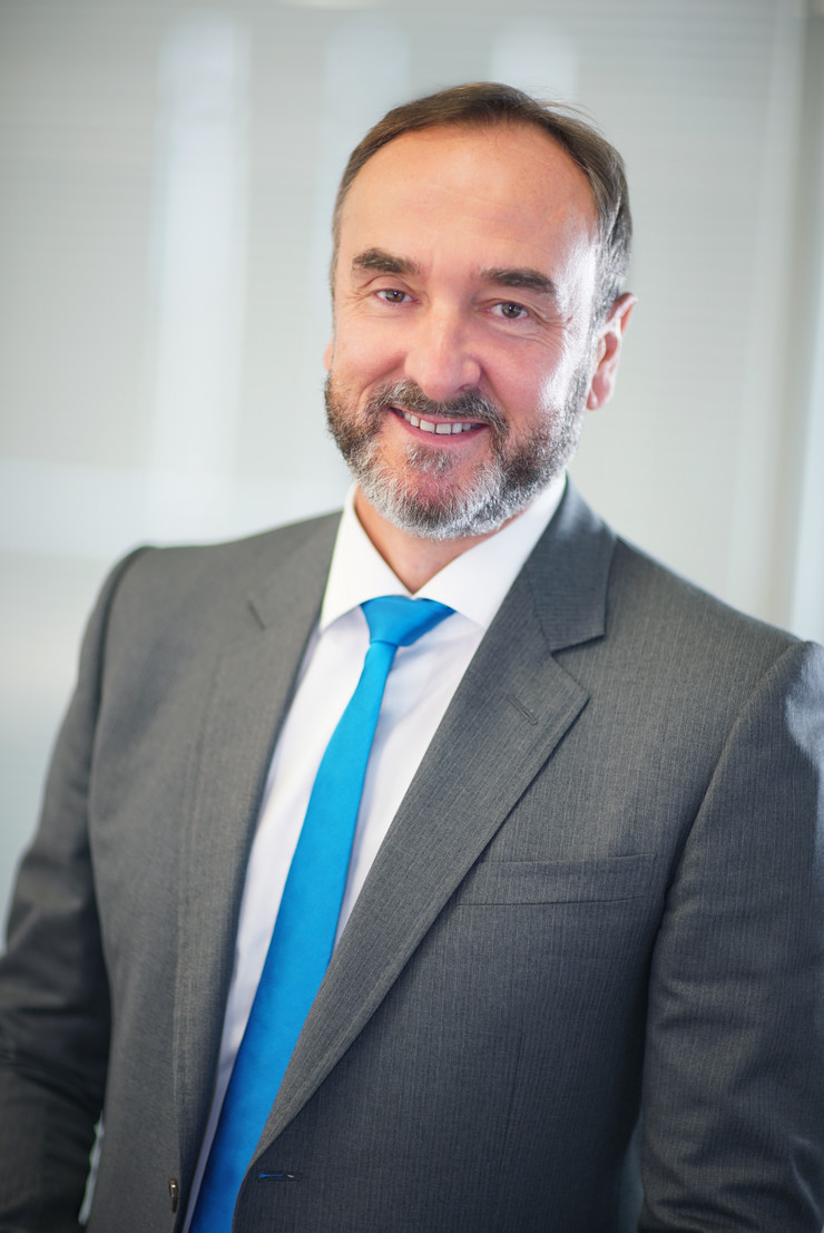 Zoran Petrovic, predsednik IO Raiffeisen banke