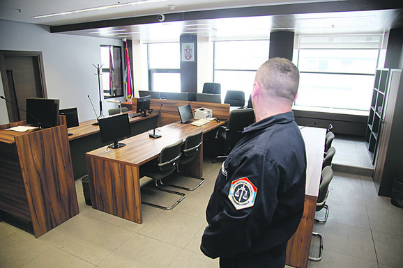 Nova sudnica Posebnog odeljenja biće u Katanićevoj do obnove Palate pravde