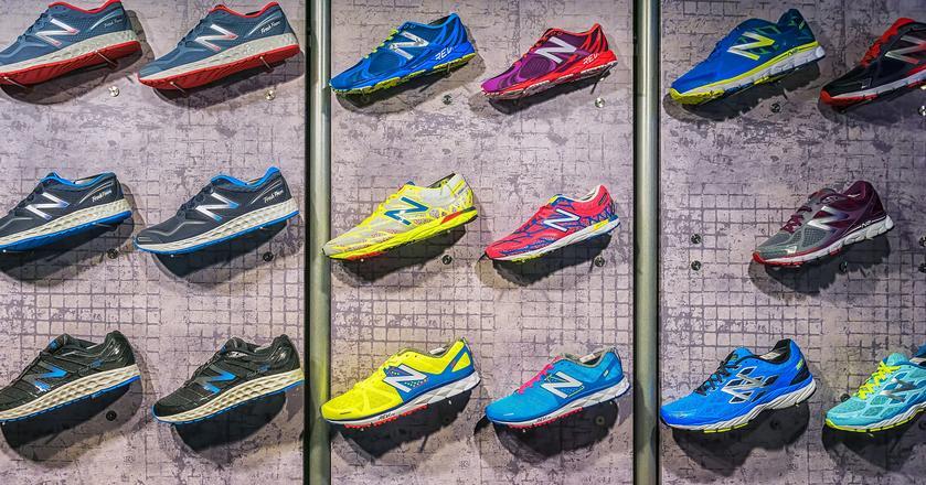 Buty New Balance obecnie są dostępne w kilkudziesięciu modelach