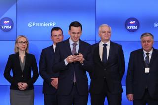 Premier odwołał wiceministra finansów Wiesława Janczyka