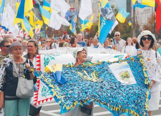 30 lat niepodległości Ukrainy. Nie lubić państwa, lubić kraj