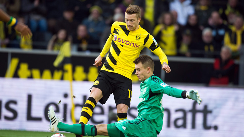 Marco Reus i Timon Wellenreuther
