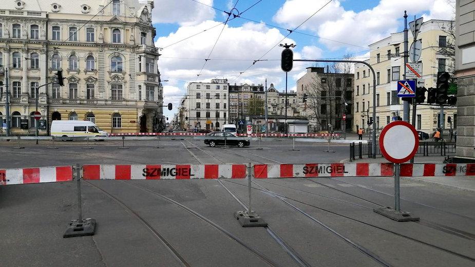 Tunel średnicowy w Łodzi - rozpoczęła się budowa stacji Łódź Śródmieście