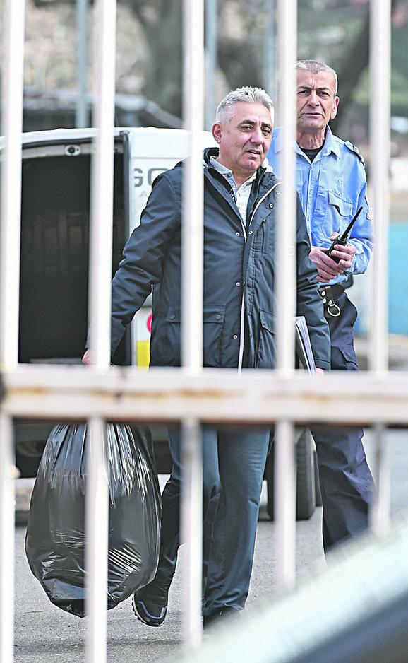 Nakon zatvora podneo ostavku:  Dragoslav Simonović