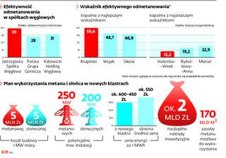 Zagraniczne firmy chcą inwestować w polski metan