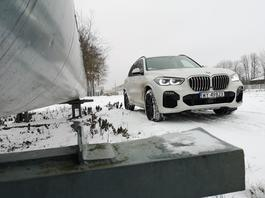 BMW X5 xDrive30d – SUV po raz czwarty | TEST