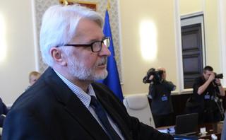 Waszczykowski: NATO powinno dostrzegać zagrożenia ze wszystkich kierunków