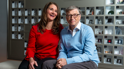 Bill Gates divorces wife after 27 years of marriage