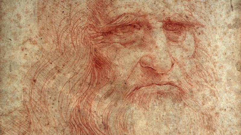 Prawdopodony autoportret Leonarda da Vinci