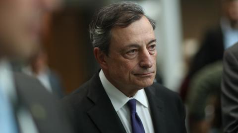 Decyzja Mario Draghiego, szefa Europejskiego Banku Centralnego bardzo mocno wpływa na notowania złotego i obligacji