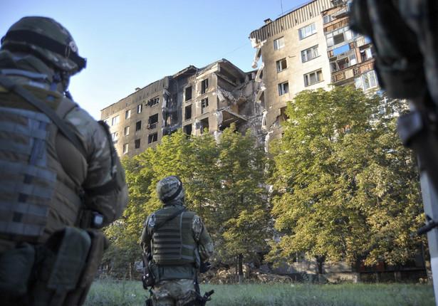 Białoruś pomoże zakończyć konflikt na Ukrainie EPA/IVAN BOBERSKYY/PAP