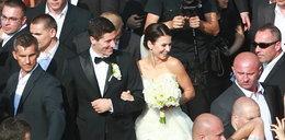 Przepiękny ślub Lewandowskiego! GALERIA