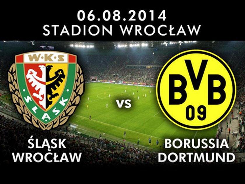 Zapowiedź meczu Śląsk Wrocław vs. Borussia Dortmund