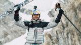 To historyczny wyczyn! Andrzej Bargiel jako pierwszy zjechał na nartach z K2
