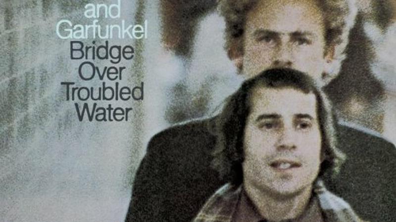"Simon & Garfunkel - ""Bridge Over Troubled Water"""