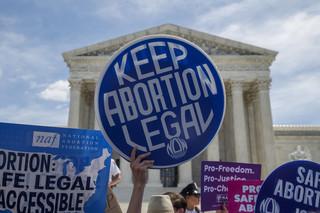 Kulminacyjny punkt debaty aborcyjnej w USA