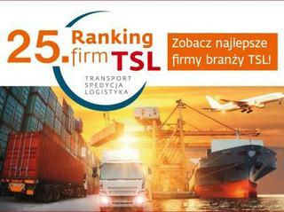 25. Ranking firm TSL. Kto w czołówce tym razem?