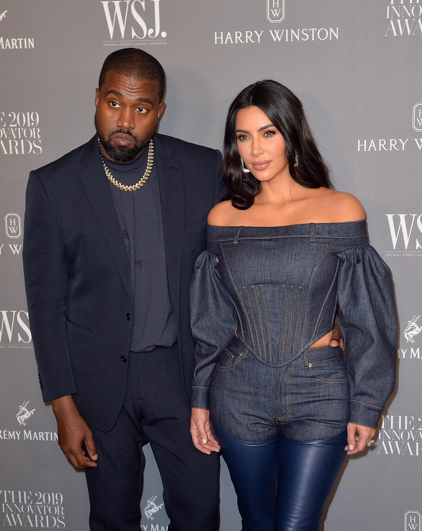 Kim Kardashian rozwodzi się z Kanye Westem