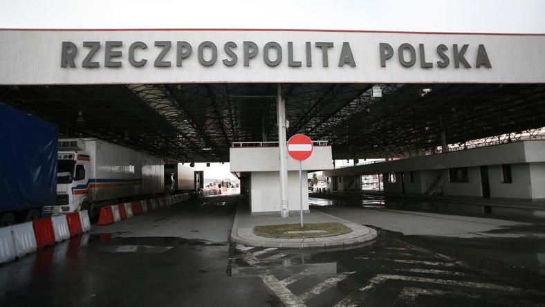 Do zdarzenia doszło na przejściu granicznym w Korczowej