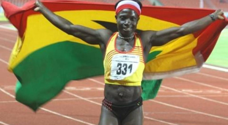 Today In History: Margaret Simpson won Ghana's first-ever medal in World Athletic Championship