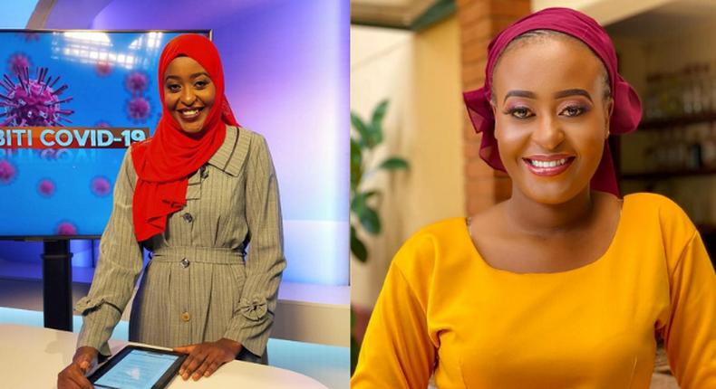 Media Personality  Hadiya Mwasiwa