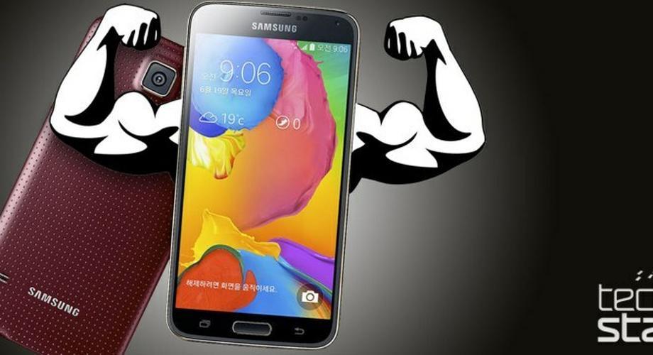 Galaxy S5 LTE-A mit QHD & Snapdragon 805 vorgestellt