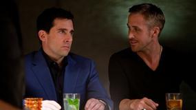 Lowelas Ryan Gosling uczy życia Steve'a Carella