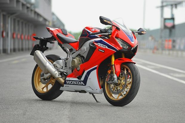 Honda CBR 1000RR Fireblade SP 2017