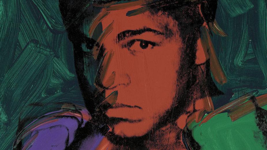 "Andy Warhol, ""Muhammad Ali"" (1977)"