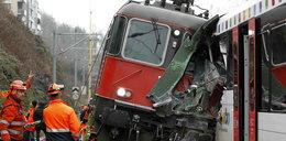 Zderzenie pociągów. 17 rannych!