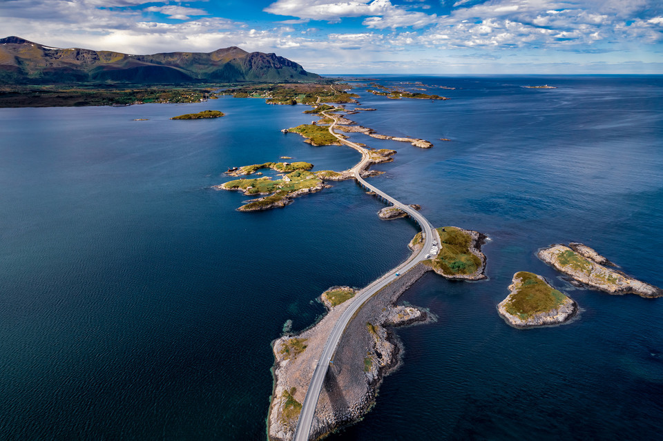 Atlantic Road – Norwegia