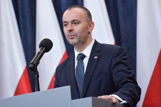 Mucha: Zrealizował się kolejny ważny etap reformy wymiaru sprawiedliwości