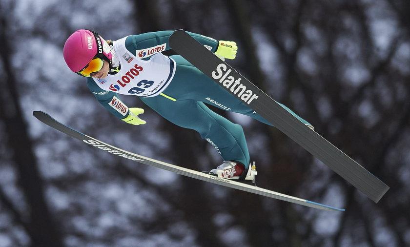 Skoki narciarskie. Anna Twardosz zdobyła punkty w klasyfikacji PŚ