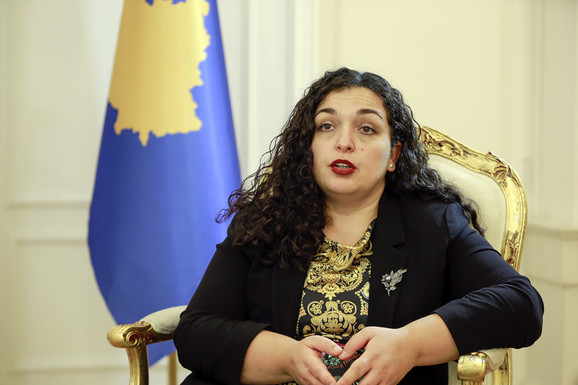 Osmani poručila EU: Niko nema mandat da pregovara o ustavu Kosova