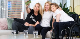 Tokio 2020. Tak Martyna Wojciechowska wspiera paraolimpijki. Jedna kobieta w szczególności podbiła jej serce [WIDEO]