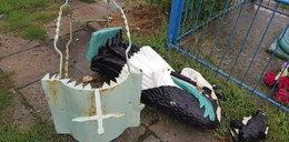 16-latek zdemolował zabytkową figurę św. Jana. Tak się tłumaczy