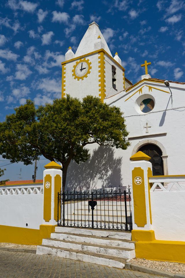 Póvoa de São Miguel - małe miasteczko blisko granicy z Hiszpanią.