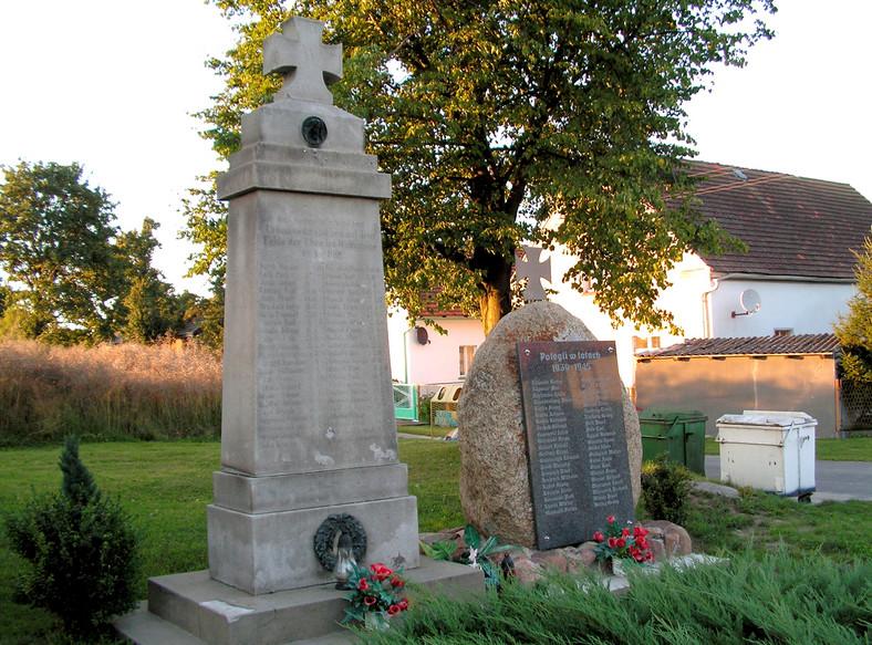 Postawili pomnik hitlerowcom