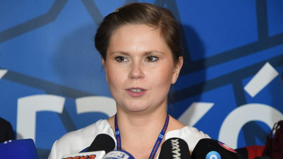 Ewa Całus, dyrektor Wydziału Edukacji w Krakowie